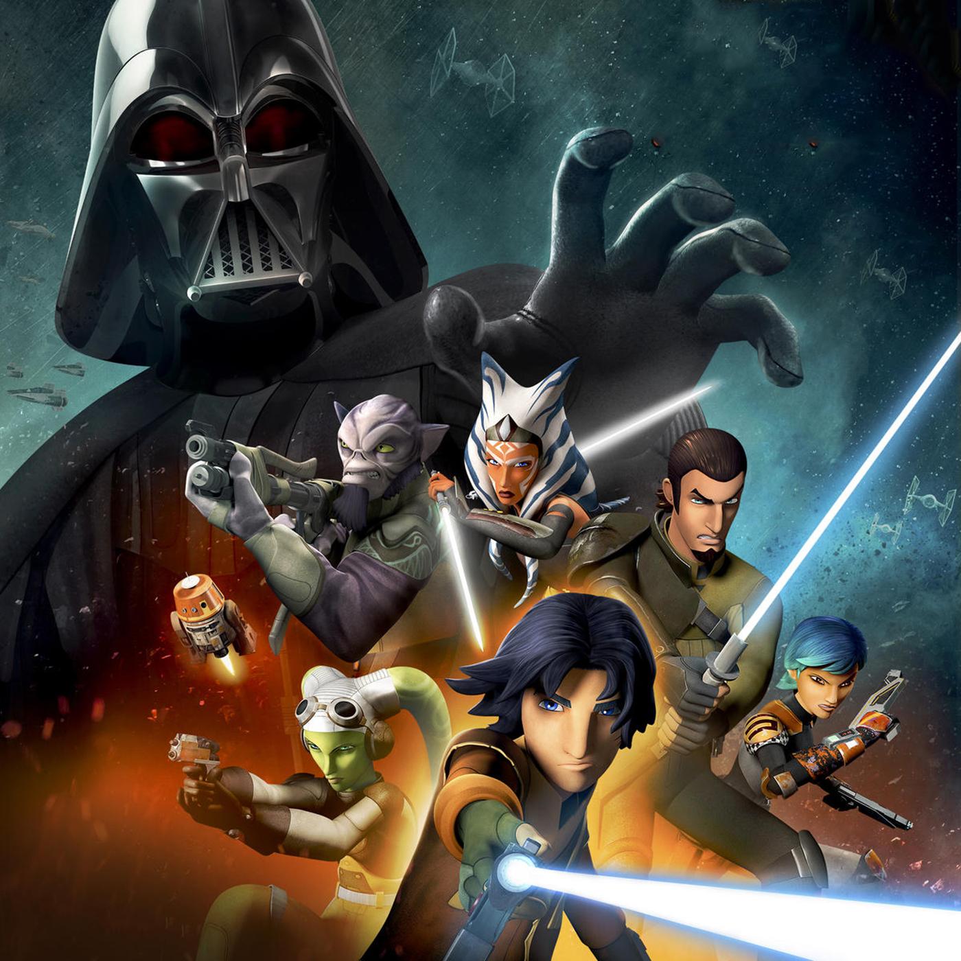 ep 28 star wars rebels season 2 � franchise fatigue